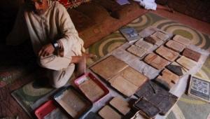Le case dei libri  nel cuore del Sahara
