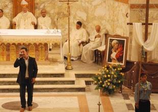 30° Anniversario dell'elezione di Giovanni Paolo II e inaugurazione Duc in altum