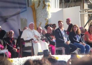 Con Papa Francesco a Palermo