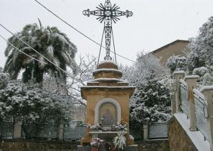 Via Crucis nel territorio della Parrocchia