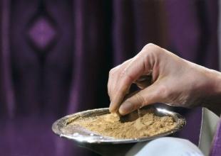 Celebrazione Sacre Ceneri