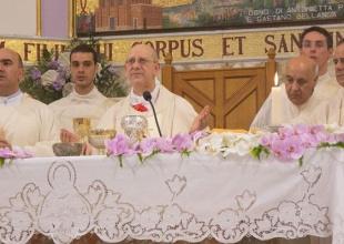 Dal Discorso di ringraziamento di don Salvatore Rumeo in occasione della celebrazione del XXV anniversario dell'Ordinazione sacerdotale