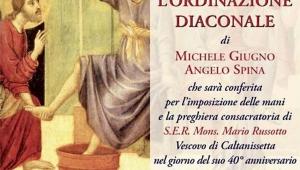 Ordinazione Diaconale Giugno - Spina