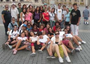 Campo Scuola Giovani Roma 2008