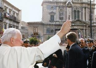XXV Anniversario della Visita Pastorale di San Giovanni Paolo II alla Diocesi di Caltanissetta